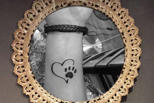 Onderarm tatoeage