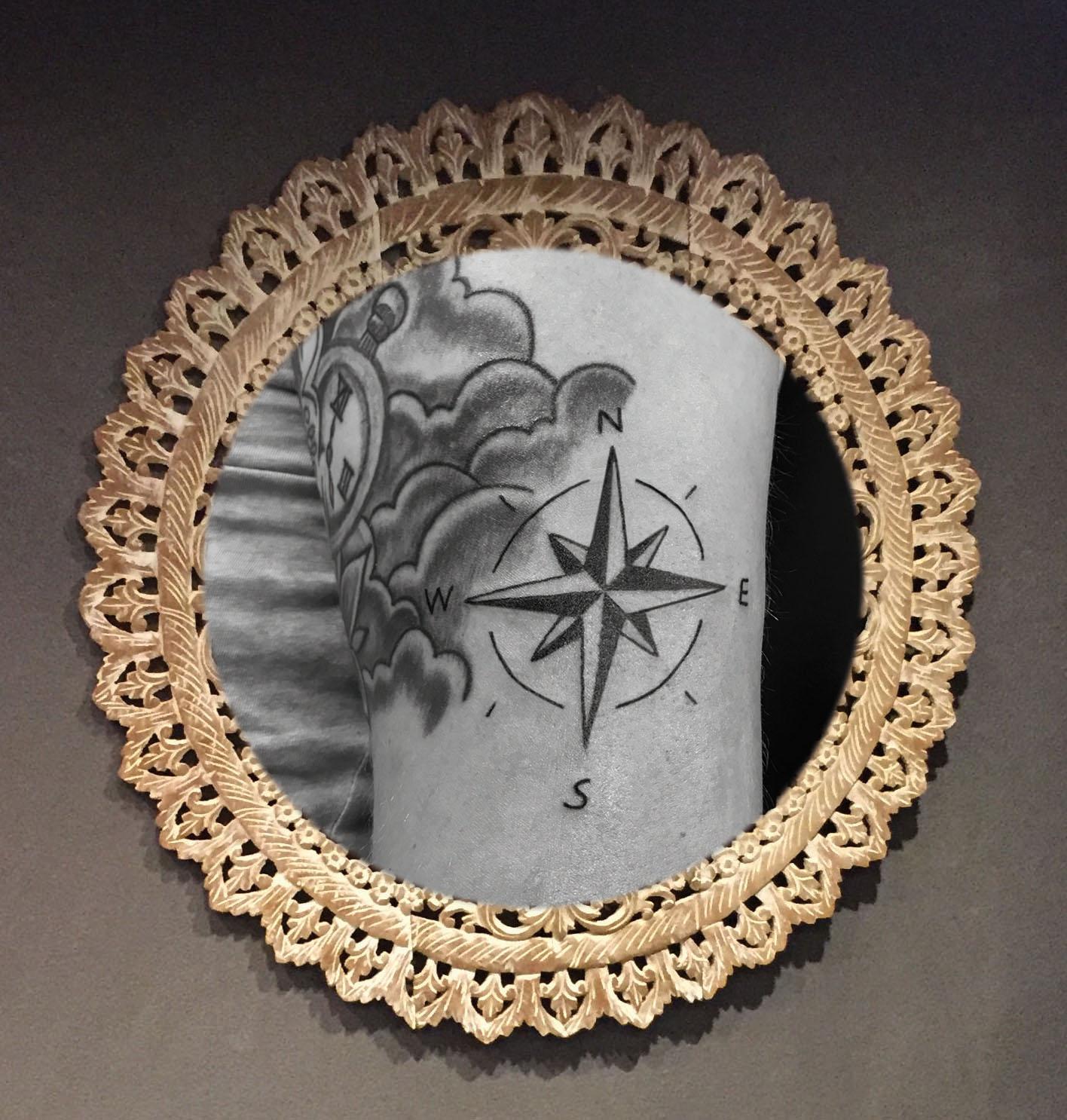 Bovenarm tatoeage