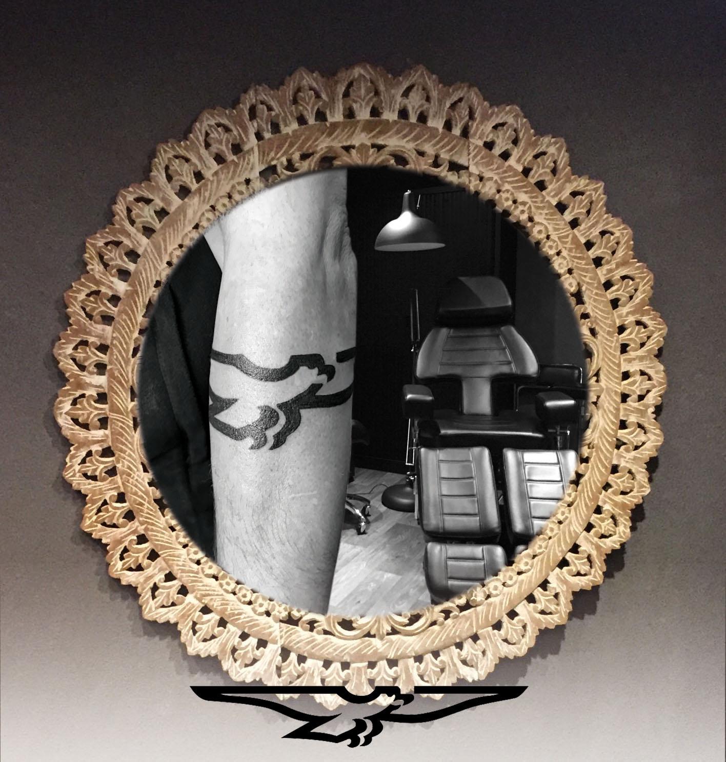 MOTO GUZZI tatoeage