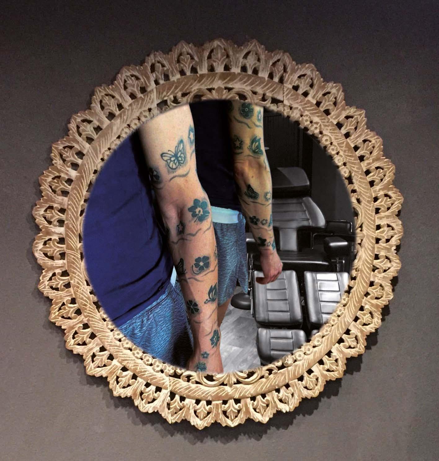 ♀ Tattoo sleeve